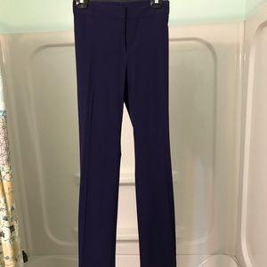 Nine West size 12 purple dress pants